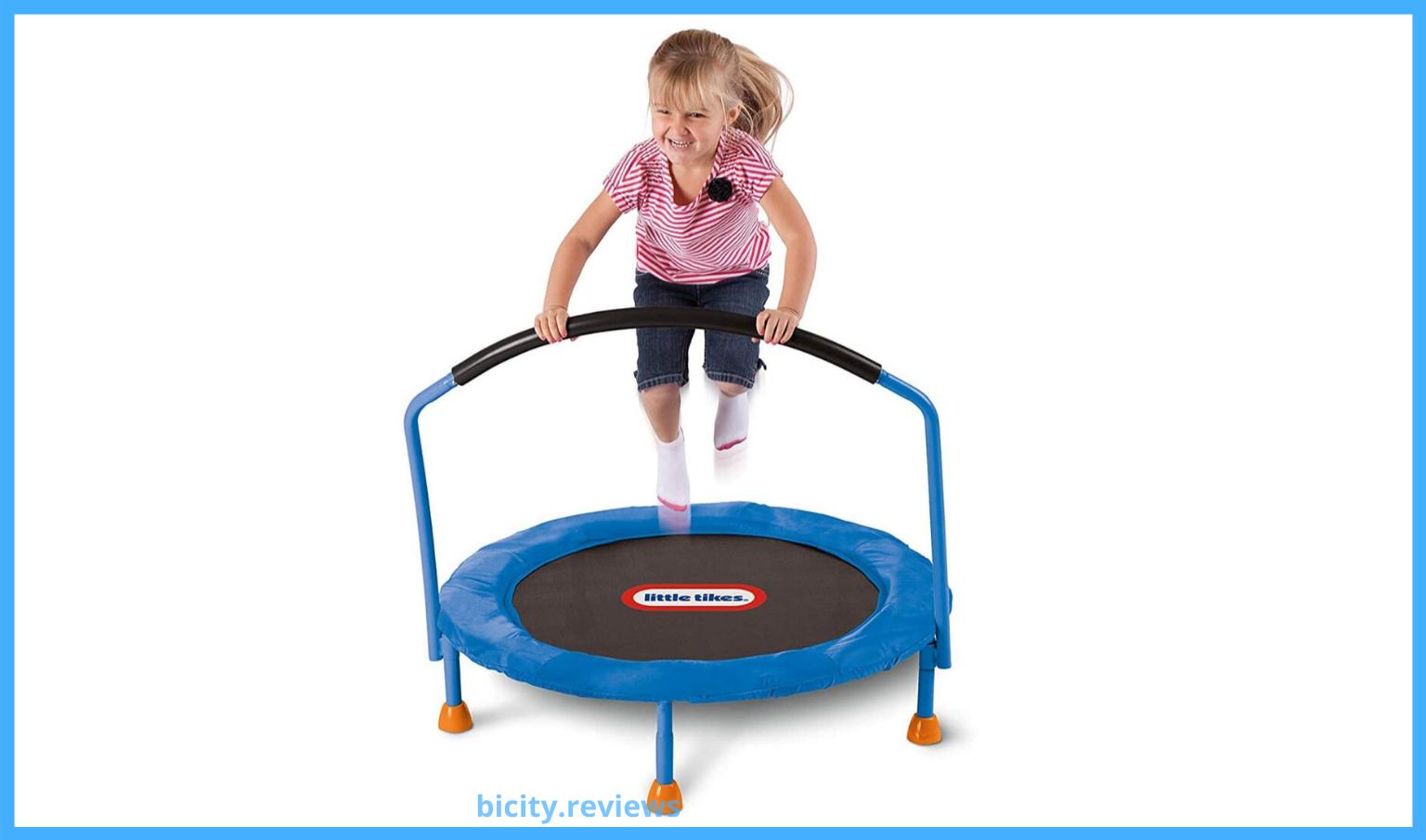 5 Best Toddler Trampolines