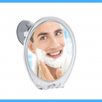 Fogless Shower Mirror for Shaving