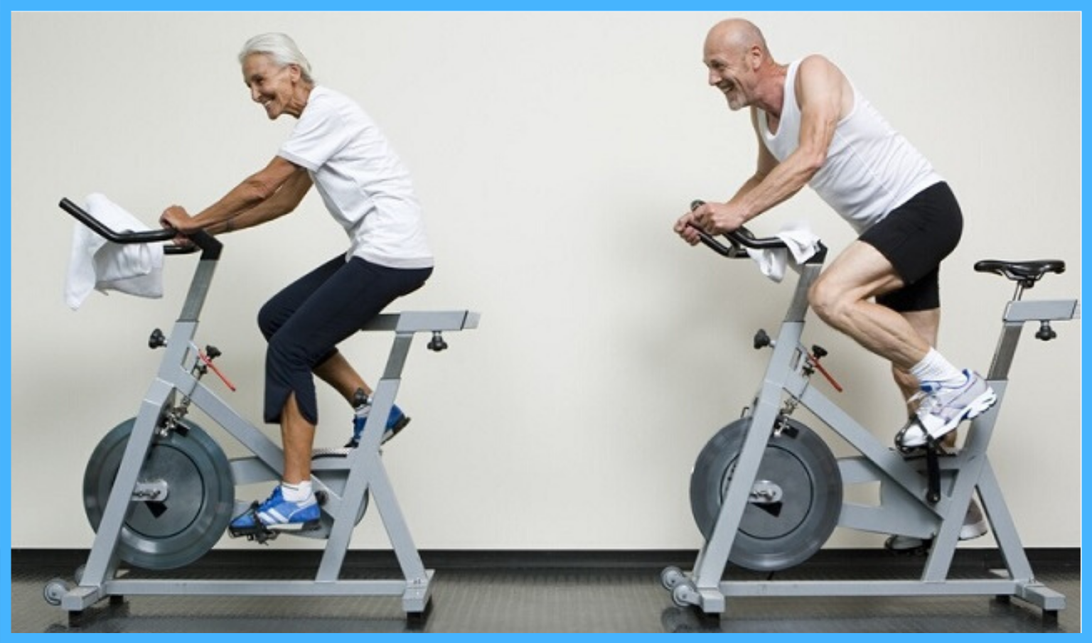 Recumbent Bikes for Seniors