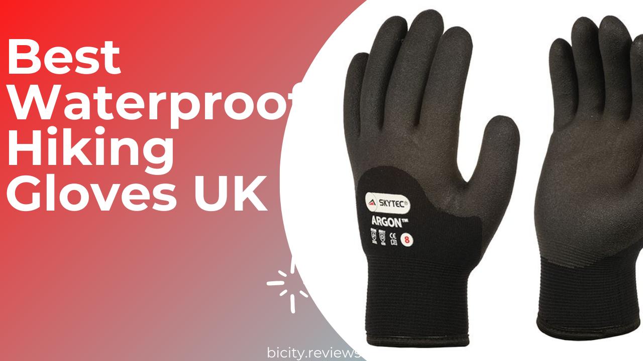 Best Waterproof Hiking Gloves