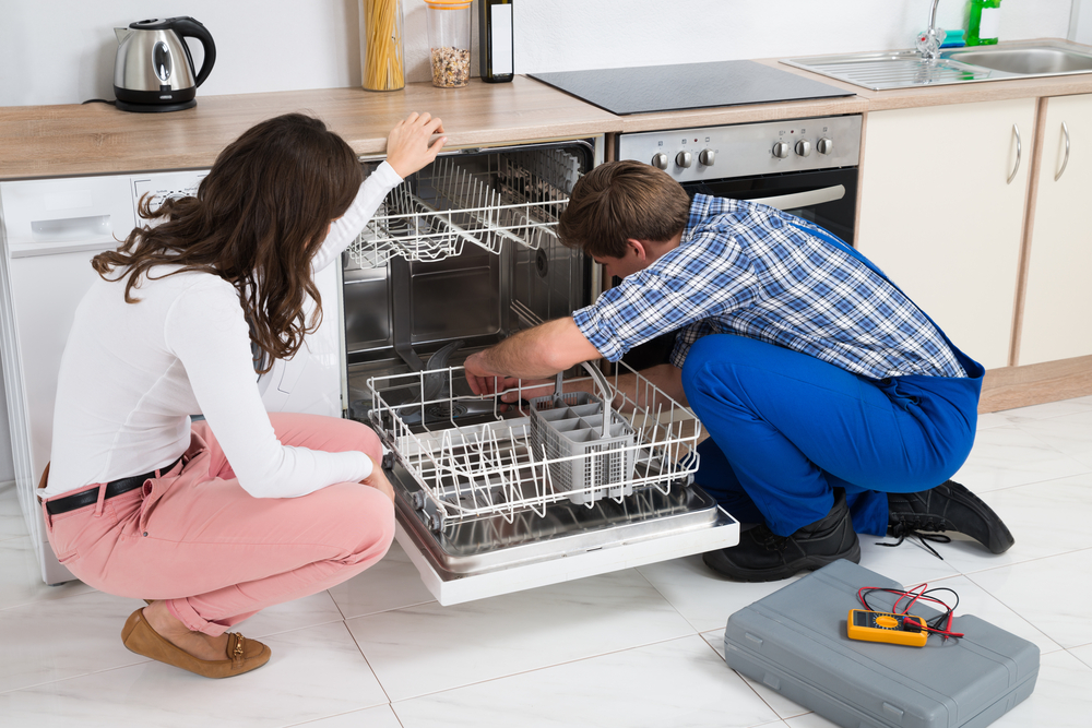 Common reasons why your Dishwasher is not Draining