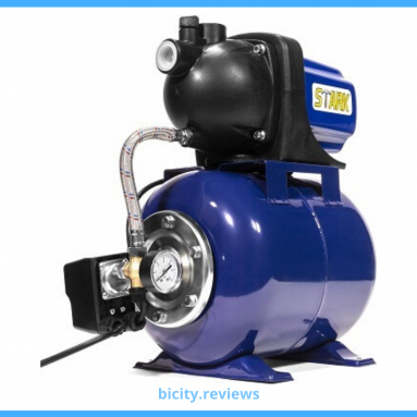 Shallow Well Jet Pump with Pressure Tank