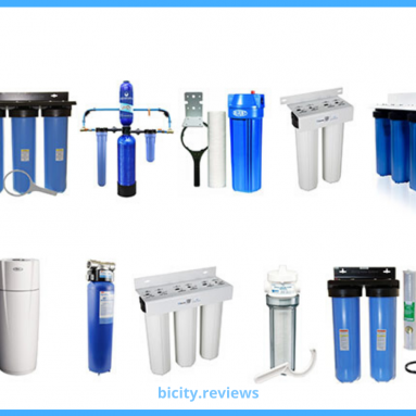 Best Whole House Sediment Water Filter System