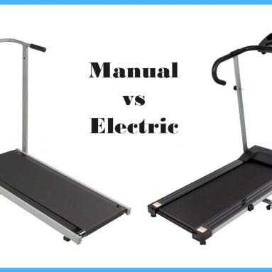 Manual vs Motorised Treadmills
